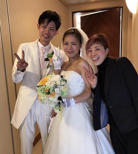 結婚式Photo